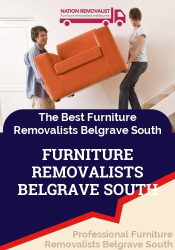 Furniture Removalists Belgrave South
