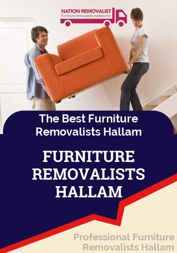 Furniture Removalists Hallam