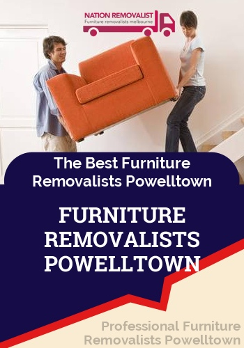 Furniture Removalists Powelltown