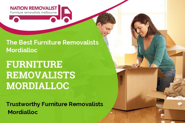 Furniture Removalists Mordialloc