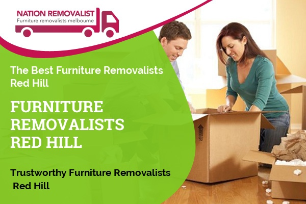 Furniture Removalists Red Hill