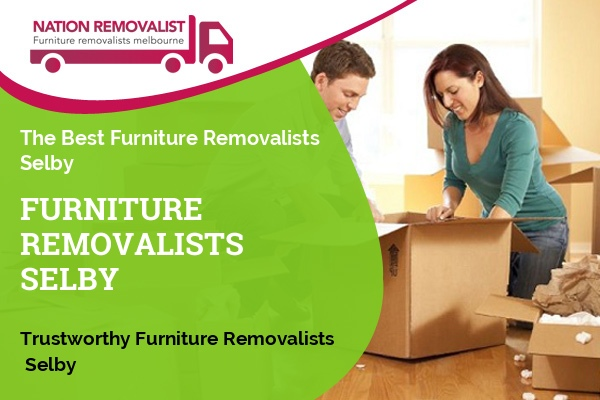 Furniture Removalists Selby