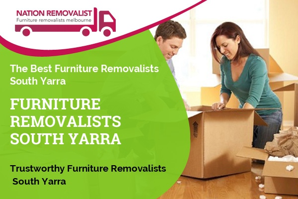 Furniture Removalists South Yarra