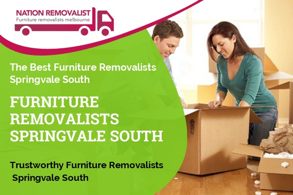 Furniture Removalists Springvale South