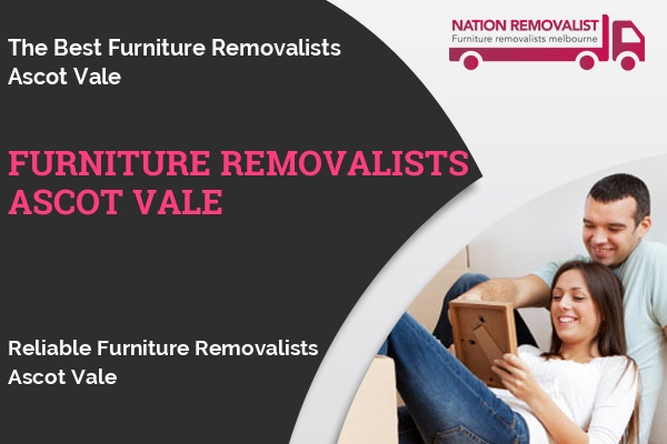 Furniture Removalists Ascot Vale