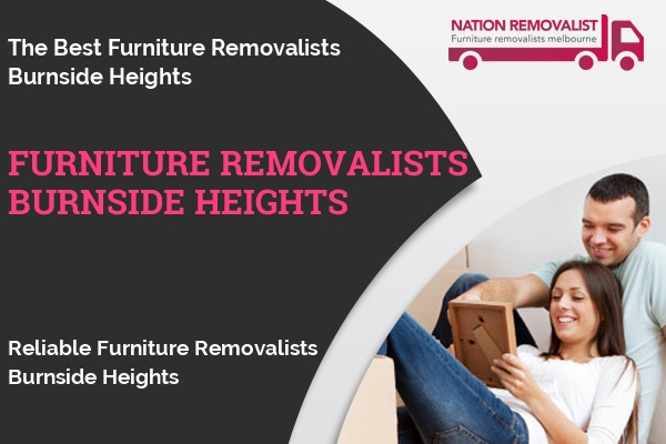 Furniture Removalists Burnside Heights