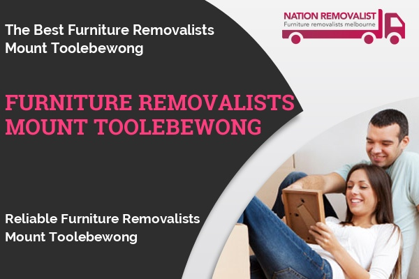 Furniture Removalists Mount Toolebewong