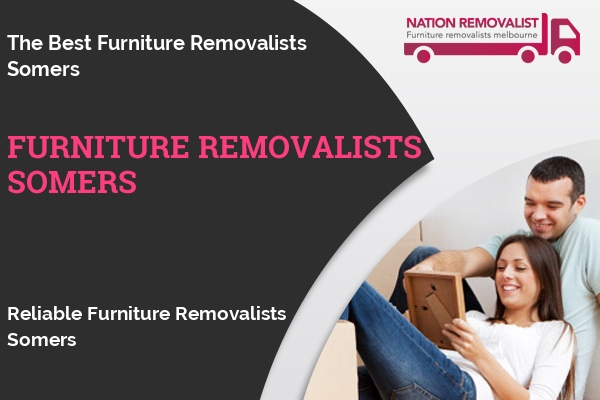 Furniture Removalists Somers