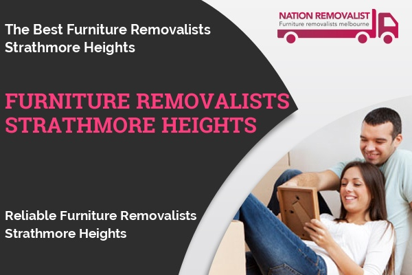 Furniture Removalists Strathmore Heights