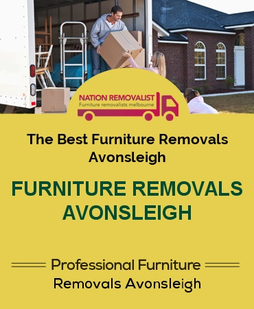 Furniture Removals Avonsleigh