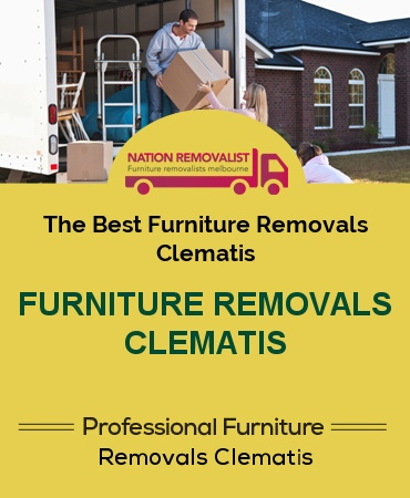 Furniture Removals Clematis