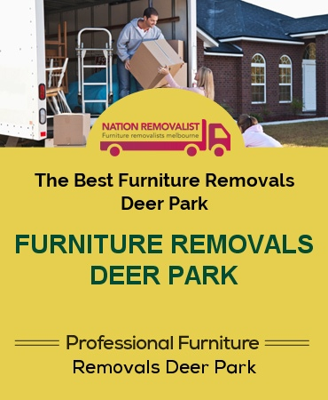 Furniture Removals Deer Park