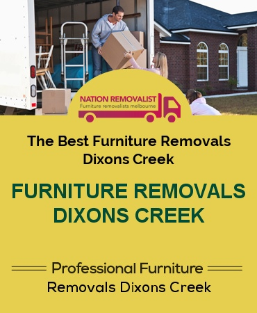 Furniture Removals Dixons Creek