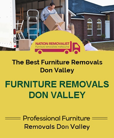 Furniture Removals Don Valley