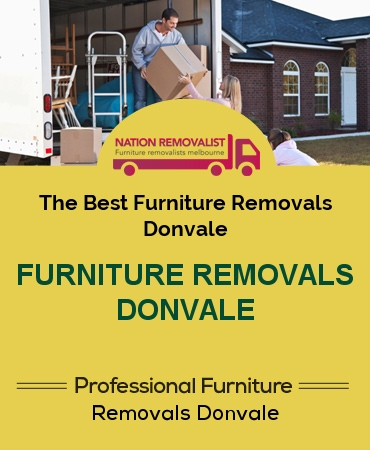 Furniture Removals Donvale