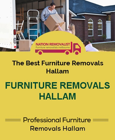 Furniture Removals Hallam