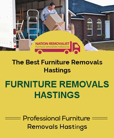 Furniture Removals Hastings
