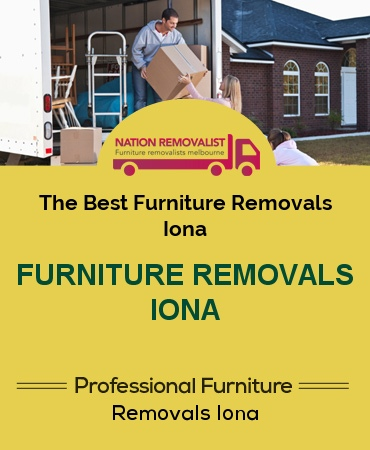 Furniture Removals Iona