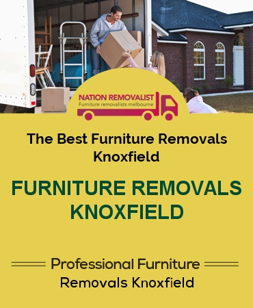 Furniture Removals Knoxfield