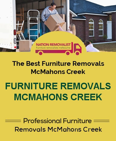 Furniture Removals McMahons Creek