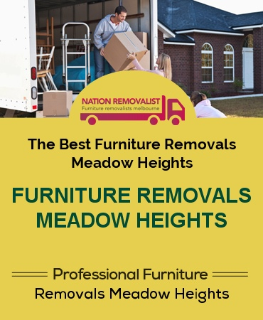 Furniture Removals Meadow Heights