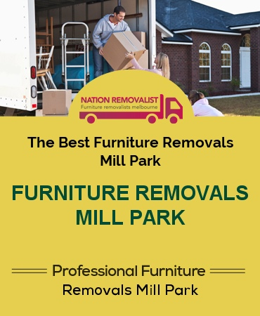 Furniture Removals Mill Park