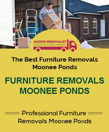 Furniture Removals Moonee Ponds