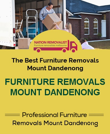 Furniture Removals Mount Dandenong