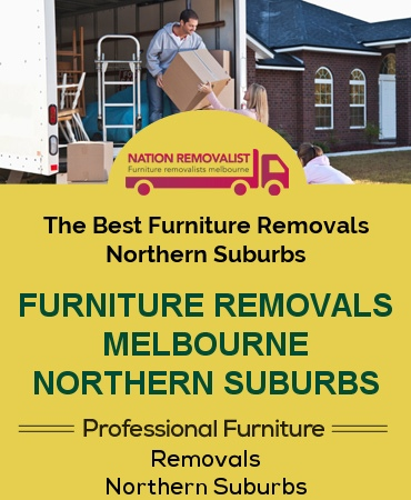 Furniture Removals Northern Suburbs Melbourne