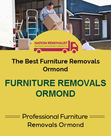 Furniture Removals Ormond