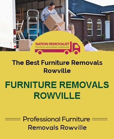 Furniture Removals Rowville