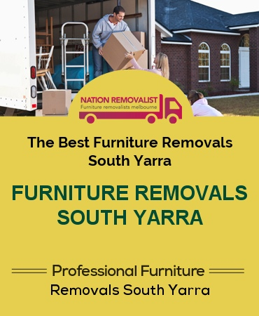 Furniture Removals South Yarra