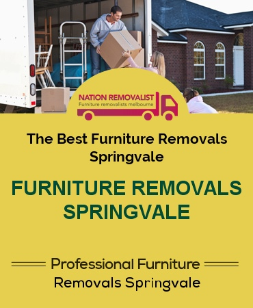 Furniture Removals Springvale