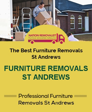 Furniture Removals St Andrews