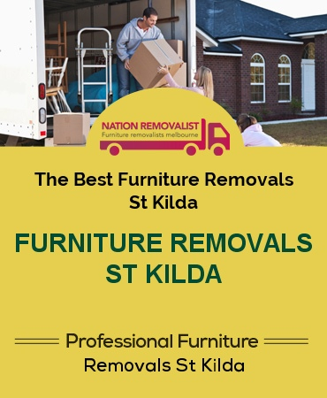 Furniture Removals St Kilda