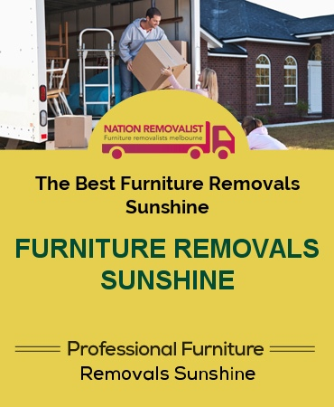 Furniture Removals Sunshine