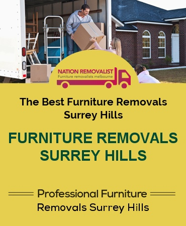 Furniture Removals Surrey Hills