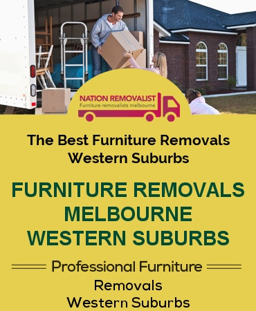 Furniture Removals Western Suburbs Melbourne
