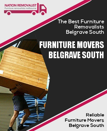 Furniture Movers Belgrave South