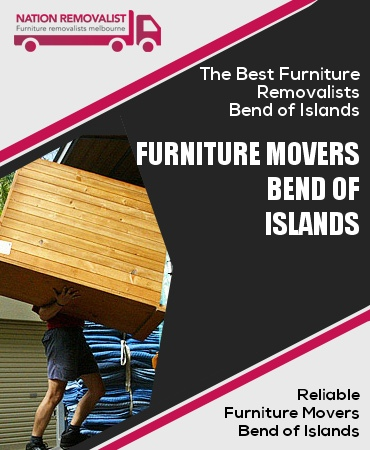 Furniture Movers Bend of Islands