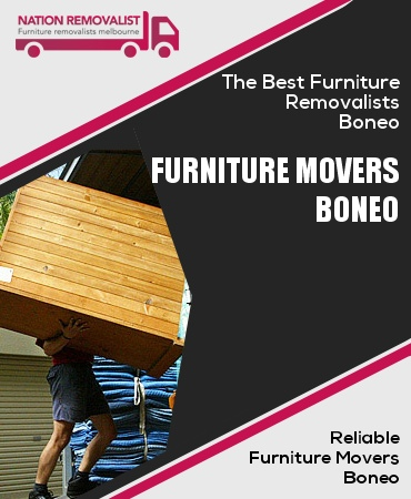Furniture Movers Boneo