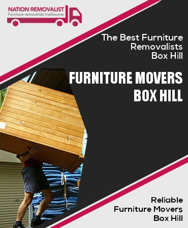 Furniture Movers Box Hill