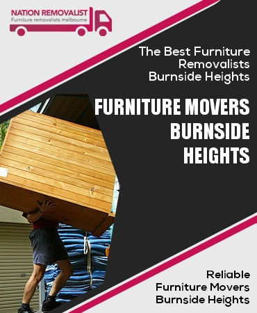 Furniture Movers Burnside Heights