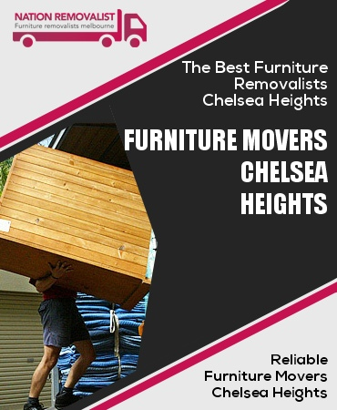Furniture Movers Chelsea Heights