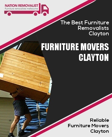 Furniture Movers Clayton