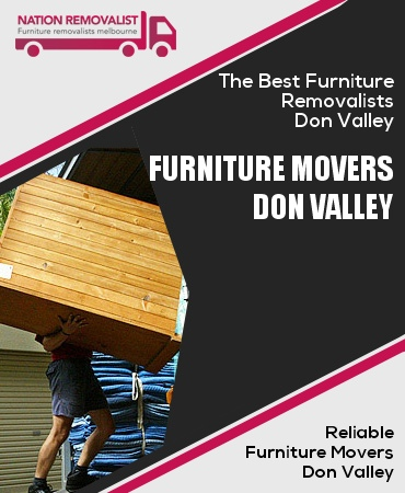 Furniture Movers Don Valley