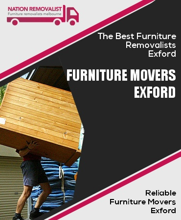 Furniture Movers Exford