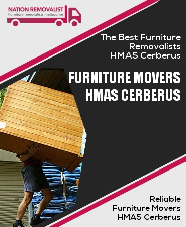Furniture Movers HMAS Cerberus