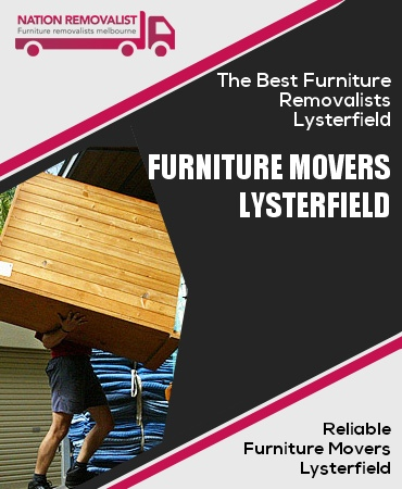 Furniture Movers Lysterfield