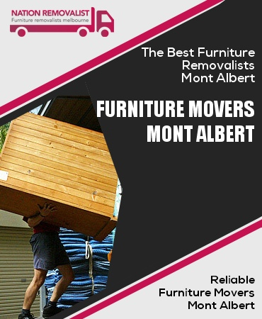 Furniture Movers Mont Albert
